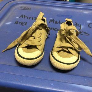 7 .5 polo Ralph Lauren khaki shoes